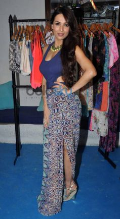 Malaika Arora during Launch of Closet Label In Style