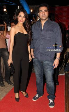 Malaika Arora Khan and Arbaaz Khan during Launch of the store Bandra 190