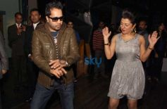 Mika Singh and Hard Kaur dance at MTV BOLLYLAND at Welcom Hotel Dwarka