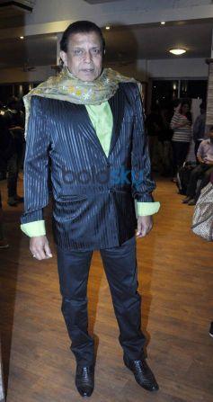 Mithun Chakraborty at Shiamak Davar Dance Show