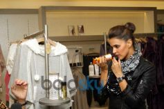 Neha Dhupia at Marks and Spencer Store Launch