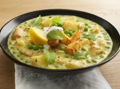 Peas Paneer Curry