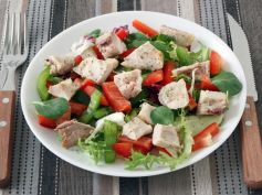 Post Pregnancy Weight Loss Salad