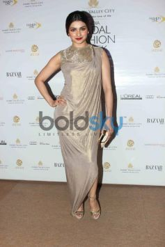 Prachi Desai at IBFW 2013 Gaurav Gupta Show Day 2