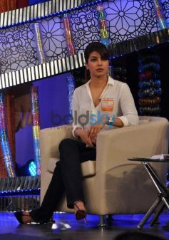Priyanka Chopra at NDTV Our Girl Our Pride Campaign