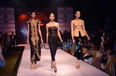 Ramola Bachchan Runway Rising ramp show