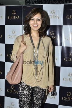 Reena Wadhwa during Gehna Jewellers 2014 Event