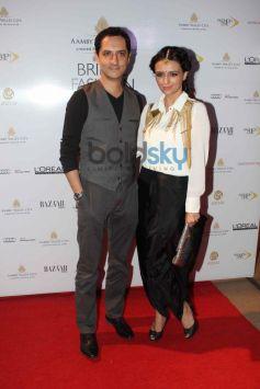 Roshni Chopra at IBFW 2013 Day 5 Show
