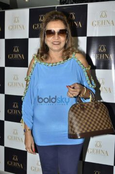 Ruma Zaveri during Gehna Jewellers 2014 Event
