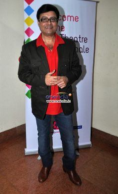 Sachin Pilgaonkar at Save Electricity kids competition