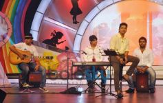 Shaan performance at NDTV Our Girl Our Pride Campaign