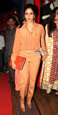 Sridevi Kapoor at Launch of the store Bandra 190
