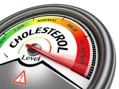 Stay away you bad cholesterol