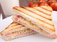 Stuffed Paneer Sandwich