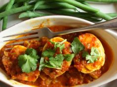 Sumptuous Punjabi Anda Masala Recipe