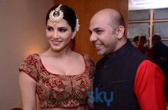 Sunny Leone during Ramola Bachchan Runway Rising show