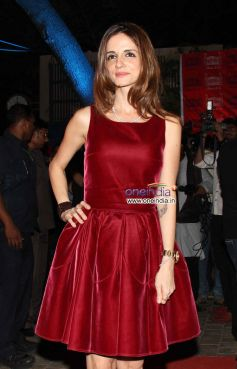Sussanne Roshan during Launch of the store Bandra 190