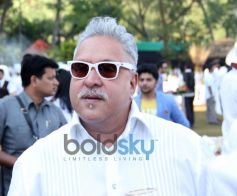 Vijay Mallya during Launch of Kingfisher Calendar 2014