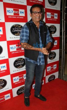 Abhijeet Bhattacharya at Celebration of 92.7 BIG FM's New Radio Show