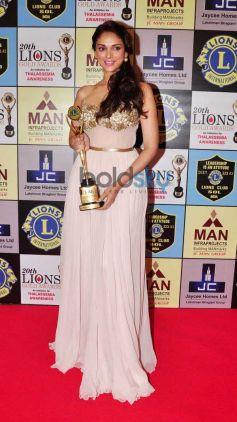 Aditi Rao Hydari stunning look at Lion Gold Awards