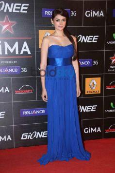 Aditi Rao Hydari stuns at GiMA Awards 2014