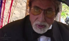 Amitabh Bachchan during Dabboo Ratnani 2014 Calendar photoshoot