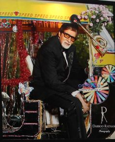 Amitabh Bachchan in Dabboo Ratnani Calendar 2014