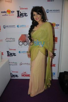 Amrita Raichand at IITT 2014