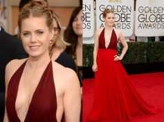 Amy Adams during Golden Globe Awards 2014