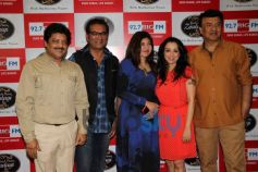 B-Town Singers at Celebration of 92.7 BIG FM's New Radio Show