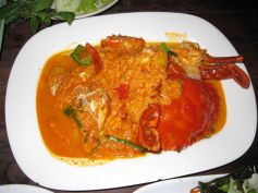 Bengali Crab Curry