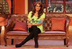 Bipasha Basu at Comedy Nights with Kapil show