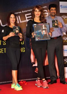Bipasha launches of 3rd DVD edition Unleash