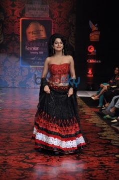 Vishakha Singh ramp walk at BPBFW 10th edition