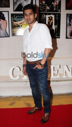 Bollywood actor at Dabboo Ratnani's Calendar 2014 Launch