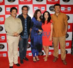 Bollywood Singers at Celebration of 92.7 BIG FM's New Radio Show