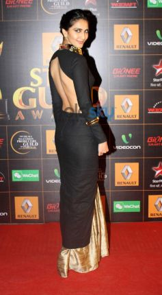 Vaani Kapoor stuns at  Star Guild Awards