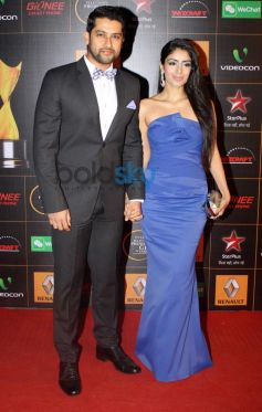 Aftab Shivdasani stuns at  Star Guild Awards
