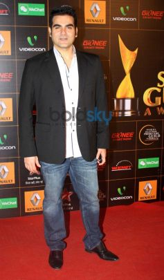 Arbaaz Khan stuns at  Star Guild Awards