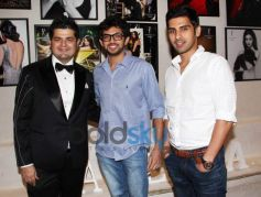 Celebs at Dabboo Ratnani's Calendar 2014 Launch
