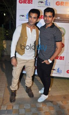 Celebs at GR8 Calender Launch