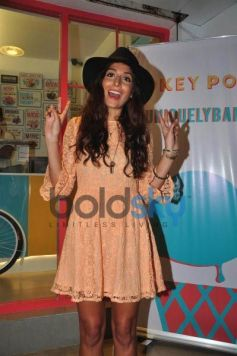 Celebs at Hokey Pokey Ice Creams Launch
