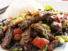 Chilli Beef Fry Recipe