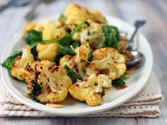 Crisp Gobi Matar Side Dish Recipe