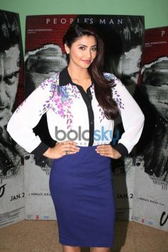 Daisy Shah during Jai Ho promotion