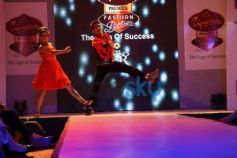 Dance performance during Signature Fashion Party at Lucknow