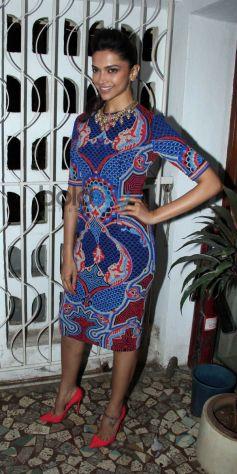 Deepika Padukone looks Gorgeous at Stardust magazine launch