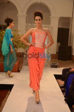 Designer Anu P.D Resort  2014 Collection