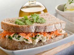 Eat Brown Bread Sandwich