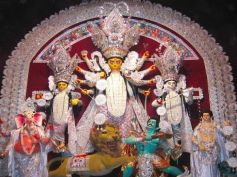 Friday: Goddess Durga